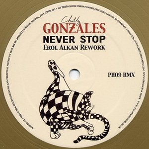 Image pour 'Chilly Gonzales - Never Stop (Erol Alkan Rework)'