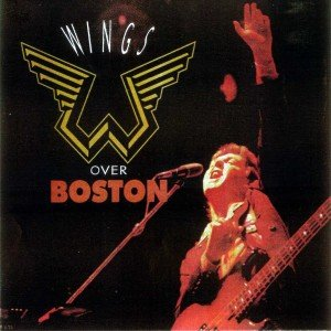 Image for '1976-05-22: Wings Over Boston: Boston Garden, Boston, MA, USA'