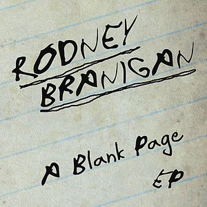 Image for 'A Blank Page - EP'