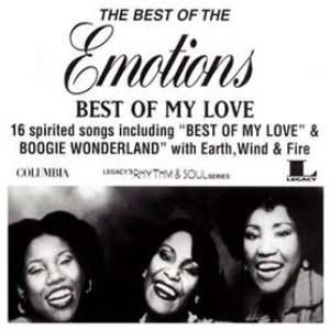 Image pour 'The Best of the Emotions: Best of My Love'