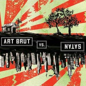 """""""Art Brut vs. Satan""""的封面"""