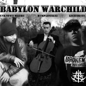 Image for 'Babylon Warchild'