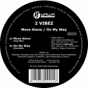 Image for 'Move Alone / On My Way'