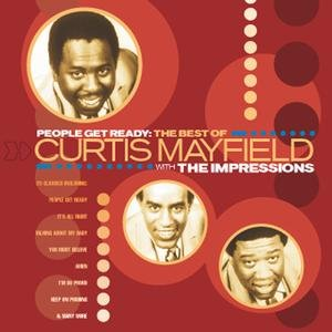 Image for 'The Best Of The Impressions Featuring Curtis Mayfield'