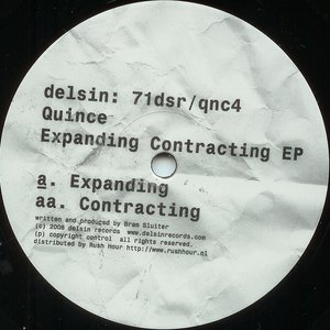 Image for 'Expanding Contracting EP'