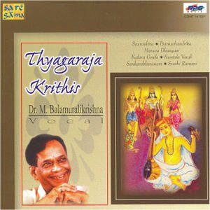 Image for 'Thyagaraja Krithi'