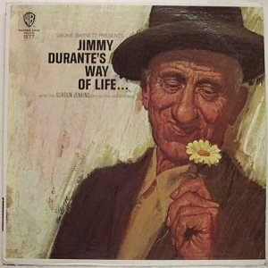 Image for 'Jimmy Durante's Way of Life'
