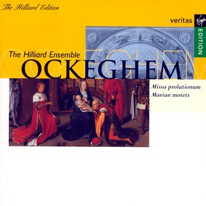 Image for 'Ockeghem - Sacred Choral Works'