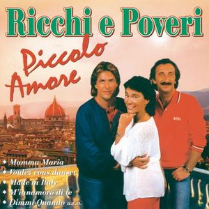 Image for 'Piccolo Amore'