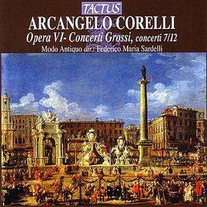 Immagine per 'Corelli : Opera VI - Concerti Grossi, concerti 7/12'