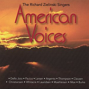 Image for 'American Voices'