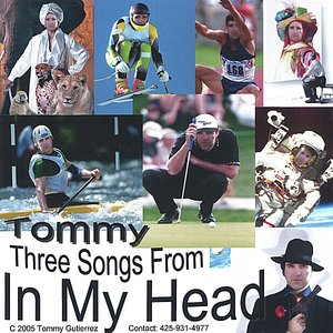 Immagine per 'Three Songs From In My Head'