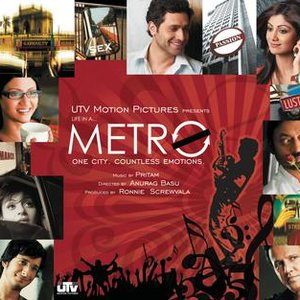 Image for 'Life In A Metro'