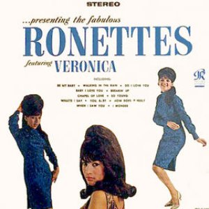 Image for '... Presenting the Fabulous Ronettes'