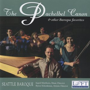 Image for 'The Pachelbel Canon and Other Baroque Favorites'