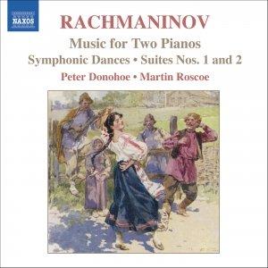 Imagem de 'RACHMANINOV: Music for 2 Pianos'