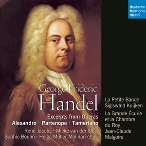 Image for 'Handel: Opera Arias'