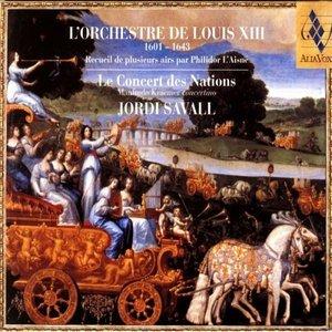 Image for 'Musiques Pour Le Sacre Du Roy Faites Le 17 Octobre 1610: Pavane Pour Les Hautbois Fait Au Sacre Du Roy (Philidor)'