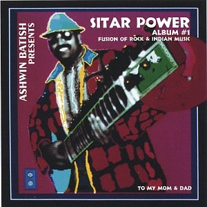 Image for 'Sitar Power 1 - A Fusion of Rock and Indian Music'