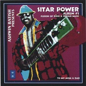 Bild för 'Sitar Power 1 - A Fusion of Rock and Indian Music'