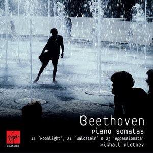 Image for 'Beethoven Piano Sonatas 14, 21 & 23'