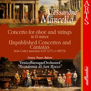 Image for 'Marcello: Concerto in D minor - Unpublished Concertos and Cantatas'