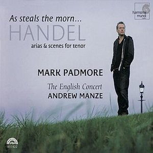 Image for 'Handel: As Steals The Morn...Arias & Scenes for Tenor'