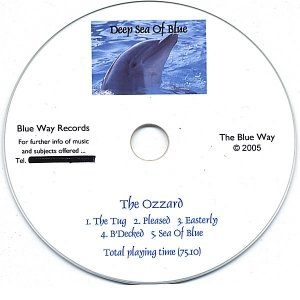 Image for 'Deep Sea of Blue'
