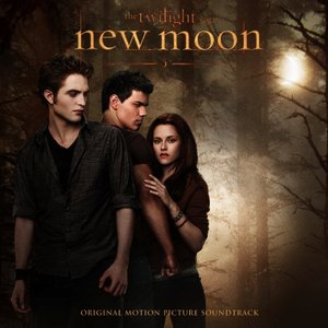 Image pour 'New Moon Soundtrack'