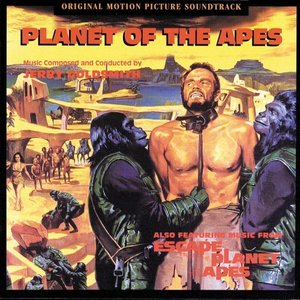 Bild för 'Planet Of The Apes also featuring music from Escape From The Planet Of The Apes'