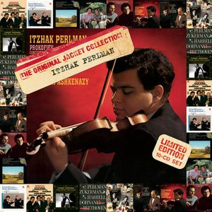 Image for 'Itzhak Perlman - Original Jackets Collection'