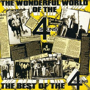 Image for 'The Wonderful World of the 4 Skins: The Best of the 4-Skins'