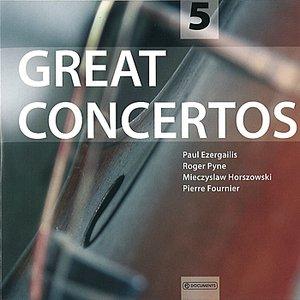 Image for 'Great Concertos Vol. 5'
