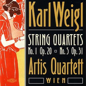 Image for 'String Quartet No. 5 In G Major, Op. 31: Allegro molto'