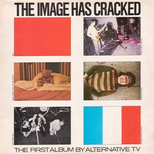 Image for 'The Image Has Cracked'