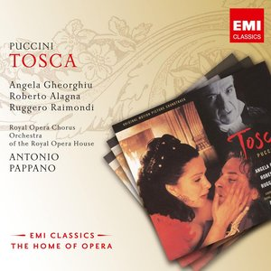 Image for 'Puccini: Tosca'