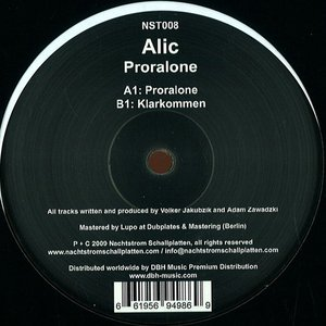 Image for 'Proralone'