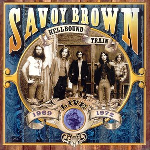 Image pour 'Hellbound Train - Live! 1969-1972'