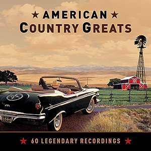 Image for 'American Country Greats - 60 Legendary Recordings'