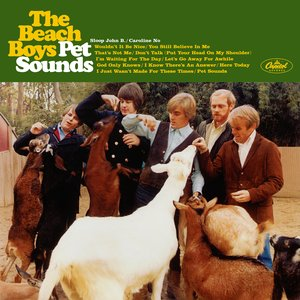 """Pet Sounds""的封面"