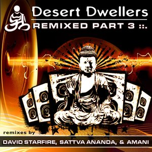 Image for 'Crossing the Desert (Sattva Ananda Remix)'