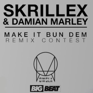 Image for 'Skrillex & Damian Marley - Make It Bun Dem ( Wikus Remix )'