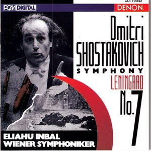 "Immagine per 'Shostakovich: Symphony No. 7 ""Leningrad""'"