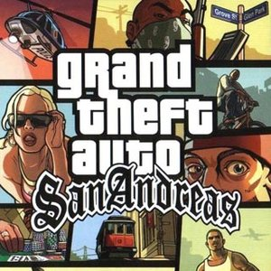 Image pour 'Grand Theft Auto San Andreas'