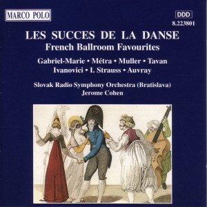 Image for 'La serenade, valse espagnole'