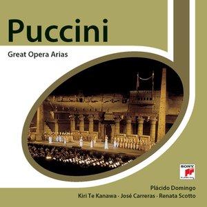 Bild för 'Puccini: Great Opera Arias'