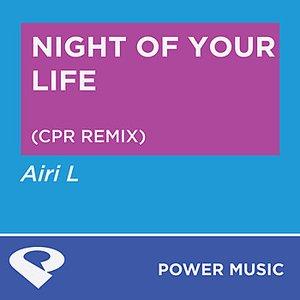 Immagine per 'Night of Your Life - Single'