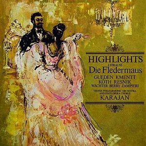 Image for 'Die Fledermaus: Act II, Part V (feat. Vienna Philharmonic Orchestra, Vienna State Opera Chorus)'