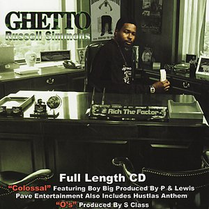 Image for 'Ghetto Russell Simmons'