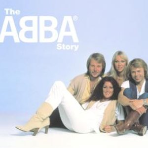 Image for 'The Abba Story'